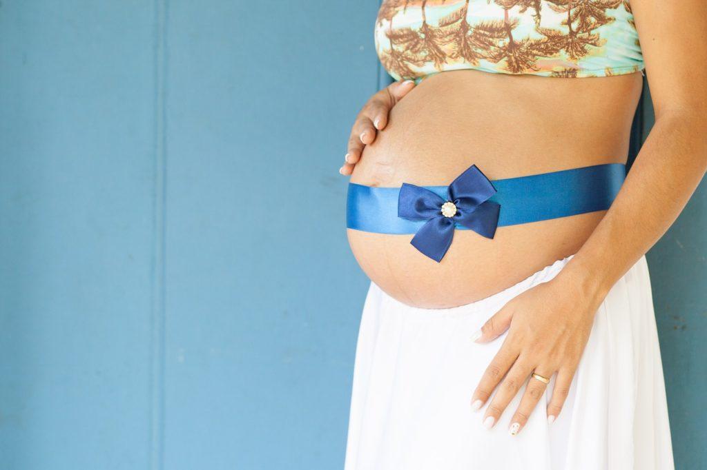 odpowiedni wiek na ciążę