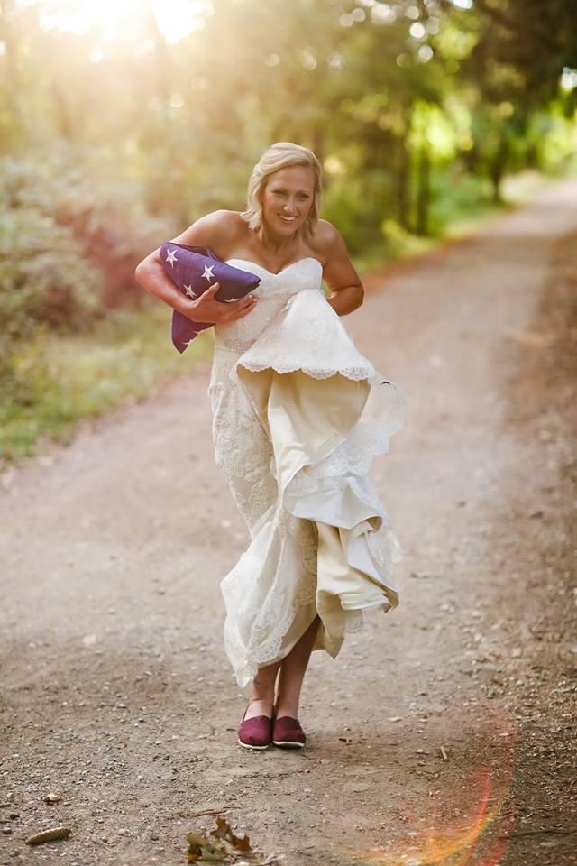 sesja ślubna bez pana młodego