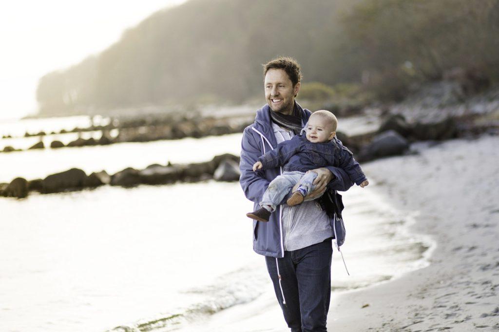 Samotni ojcowie żyją krócej.