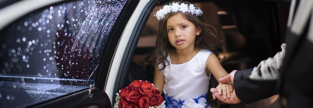 Nieletnia panna młoda /Ilustracja do tekstu: Wczesne małżeństwa