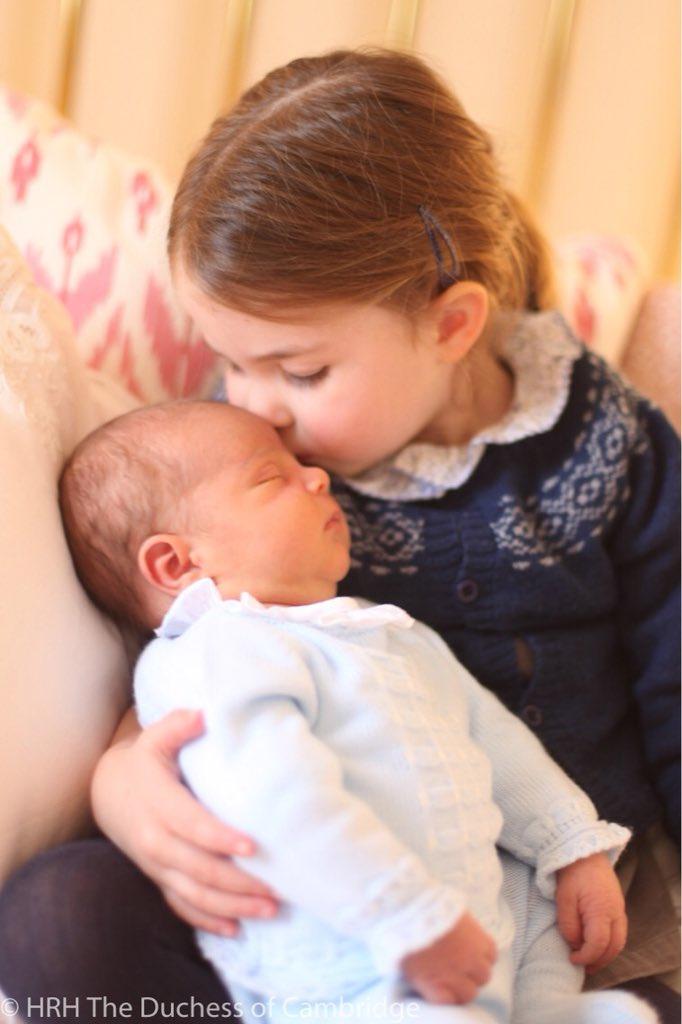William i Kate pokazali trzecie dziecko
