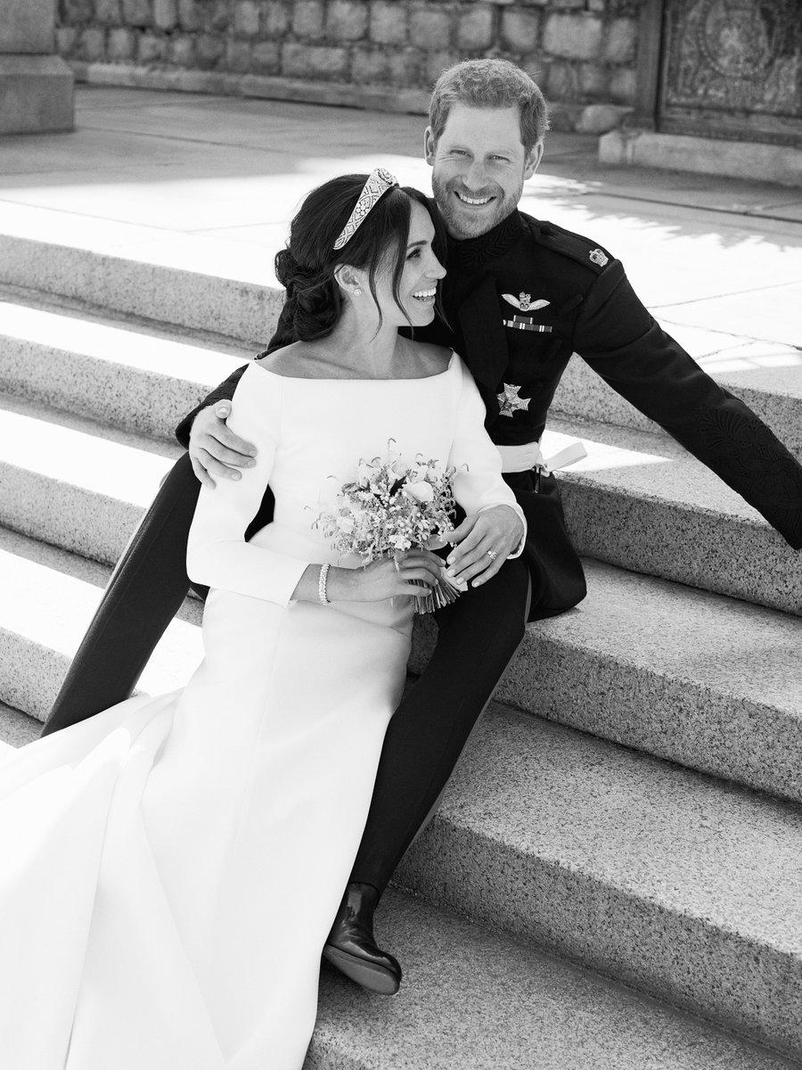 ślub Meghan Markle i księcia Harrego