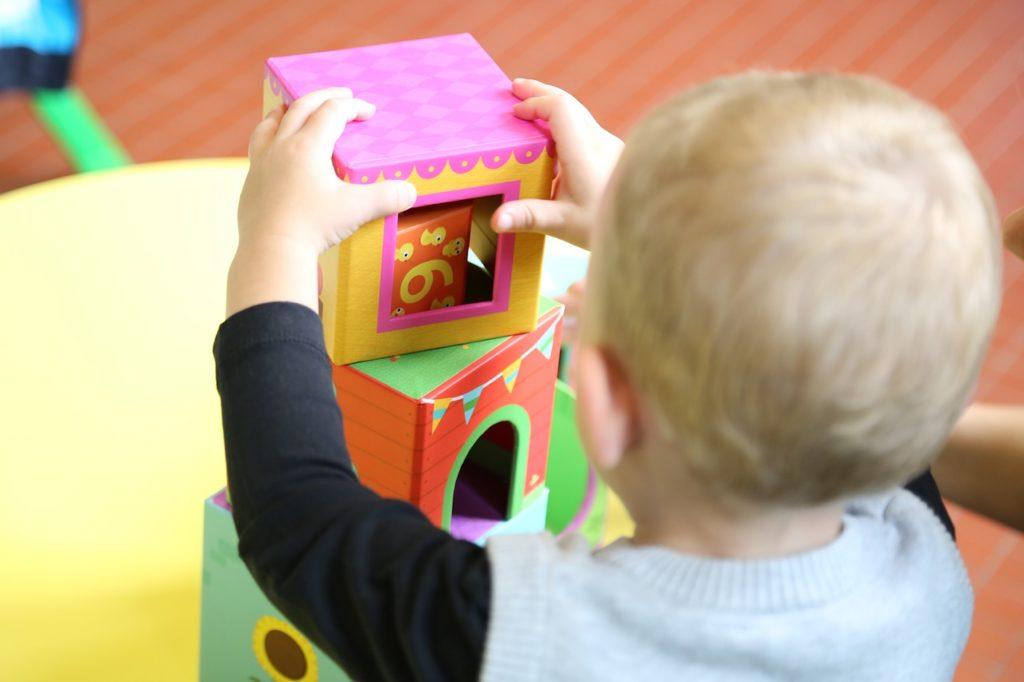 rozwój dziecka w przedszkolu