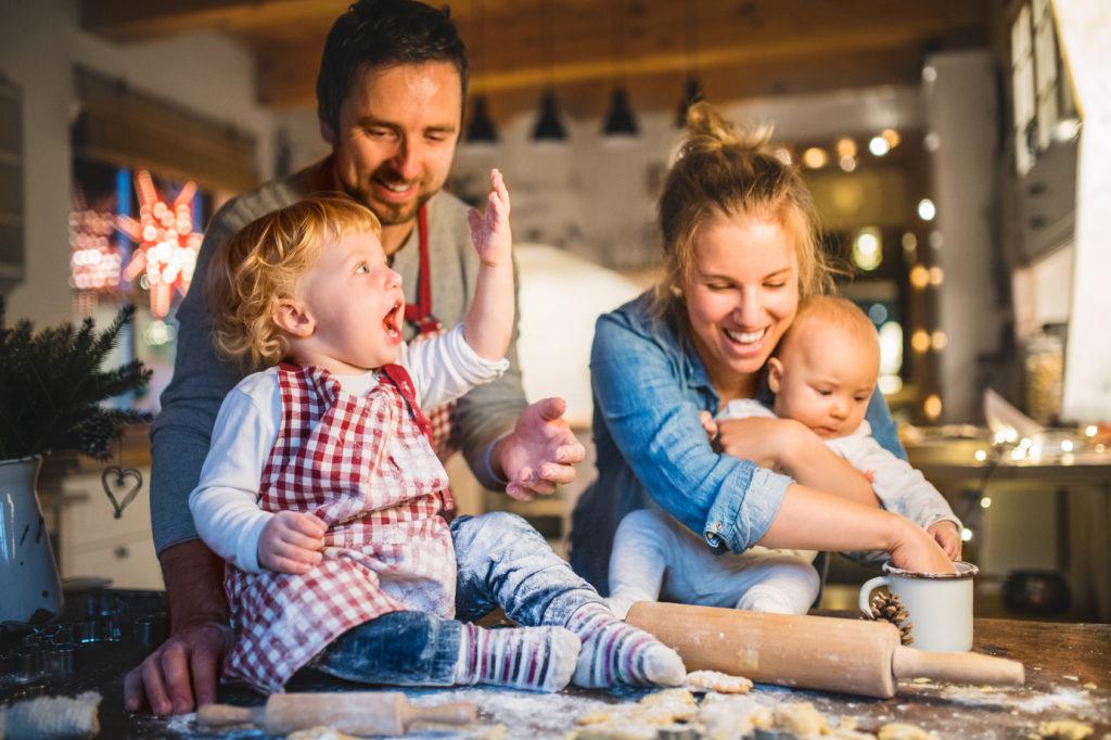 Dieta matki karmiącej w Święta Bożego Narodzenia