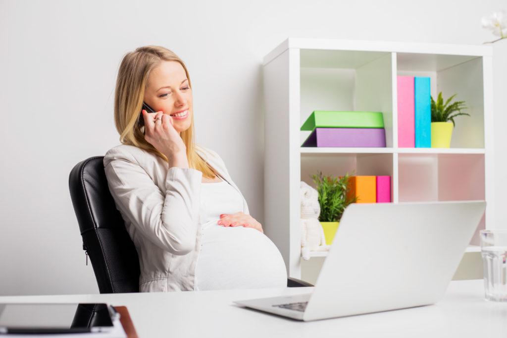 praca zmianowa w ciąży