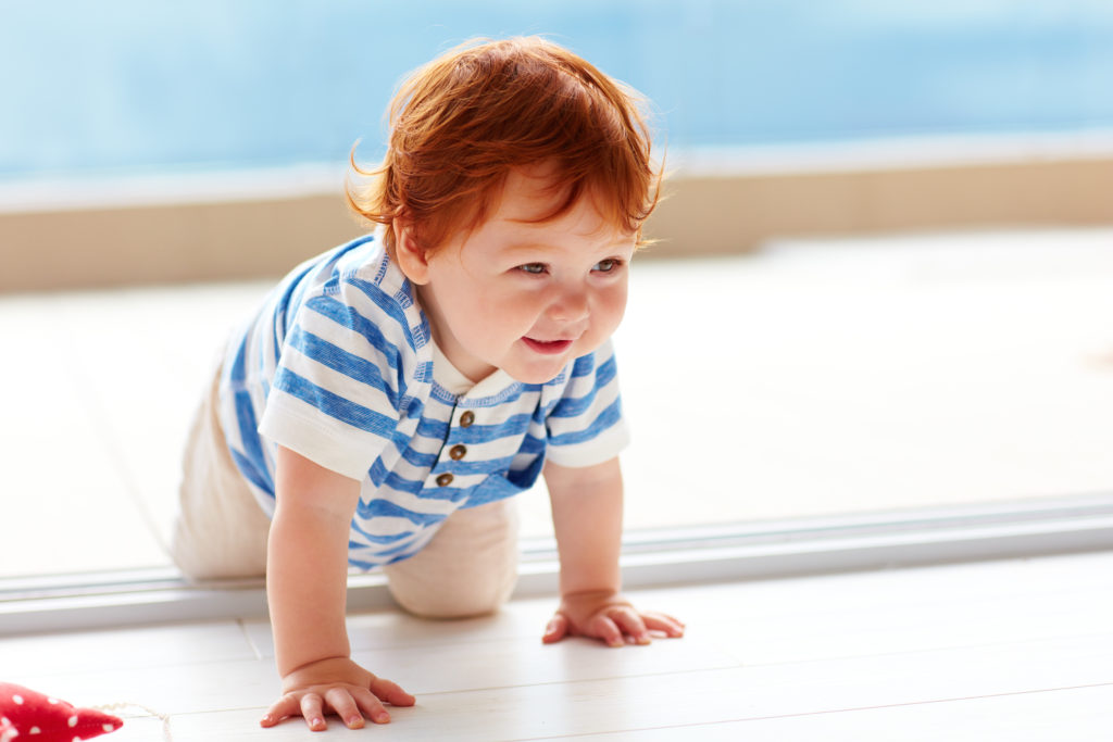 kroki rozwojowe dziecka