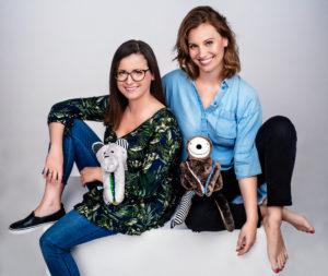 Julia i Zuzanna Sielickie - założycielki marki Whisbear