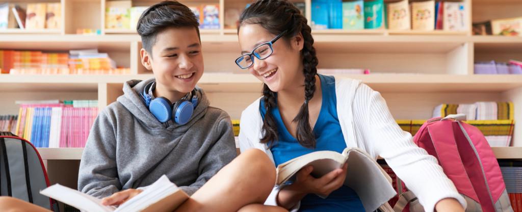 Poradniki dla nastolatków