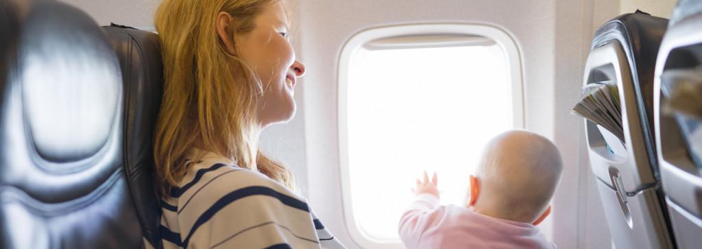podróże z niemowlakiem