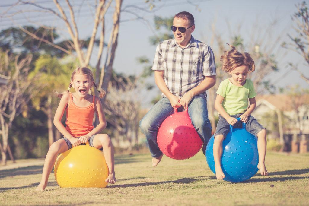 aktywny czas z dzieckiem