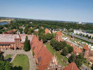 Miejsce na wakacje z dziećmi w Polsce? Malbork!
